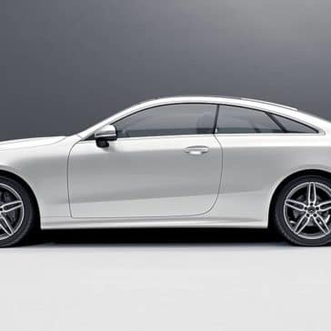 2019 Mercedes-Benz E-Class side view