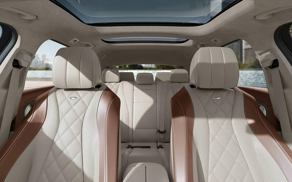 2019 Mercedes-Benz E-Class interior seats