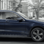 Navy Blue Mercedes-Benz GLC