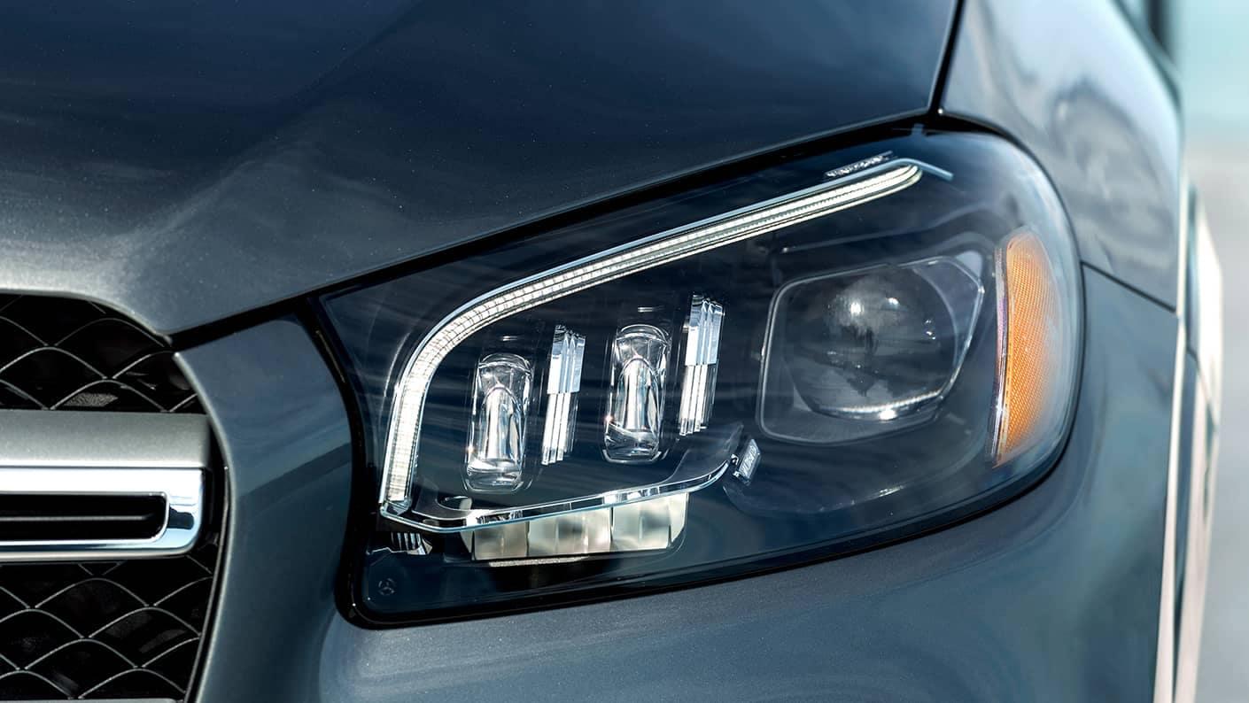 2020 MB GLS Headlight