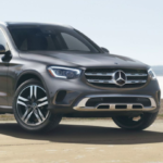 Gray 2020 Mercedes-Benz GLC