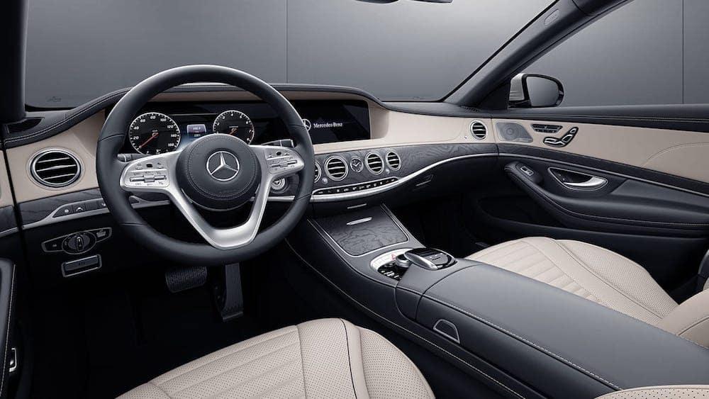 2020 S-Class Interior