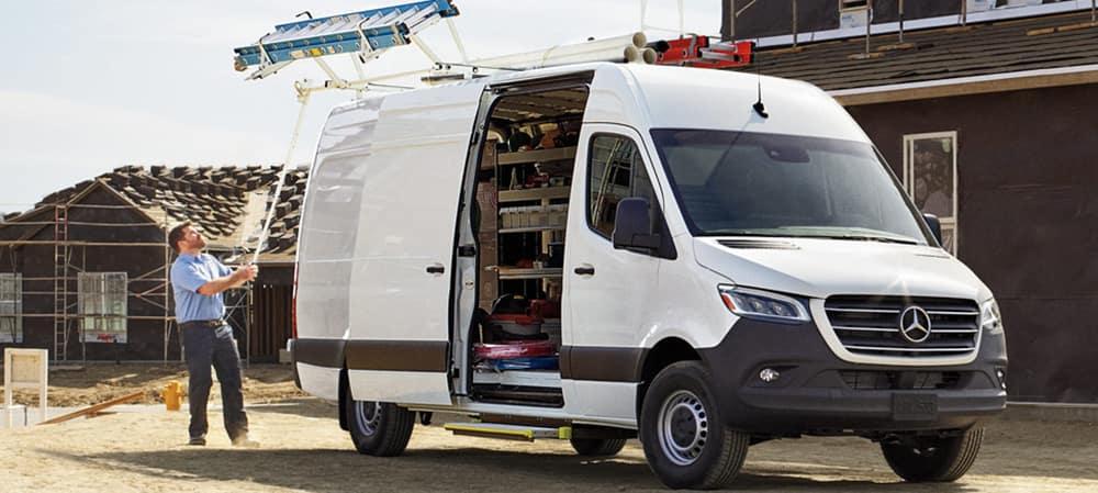 2020 Mercedes Benz Sprinter Van Towing Capacity