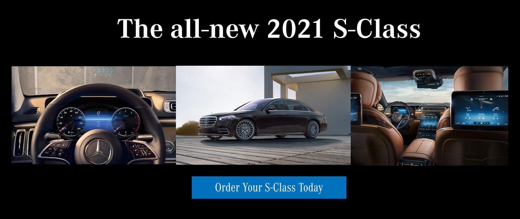Mercedes-Benz of North scottsdale 2021 s-class sedan