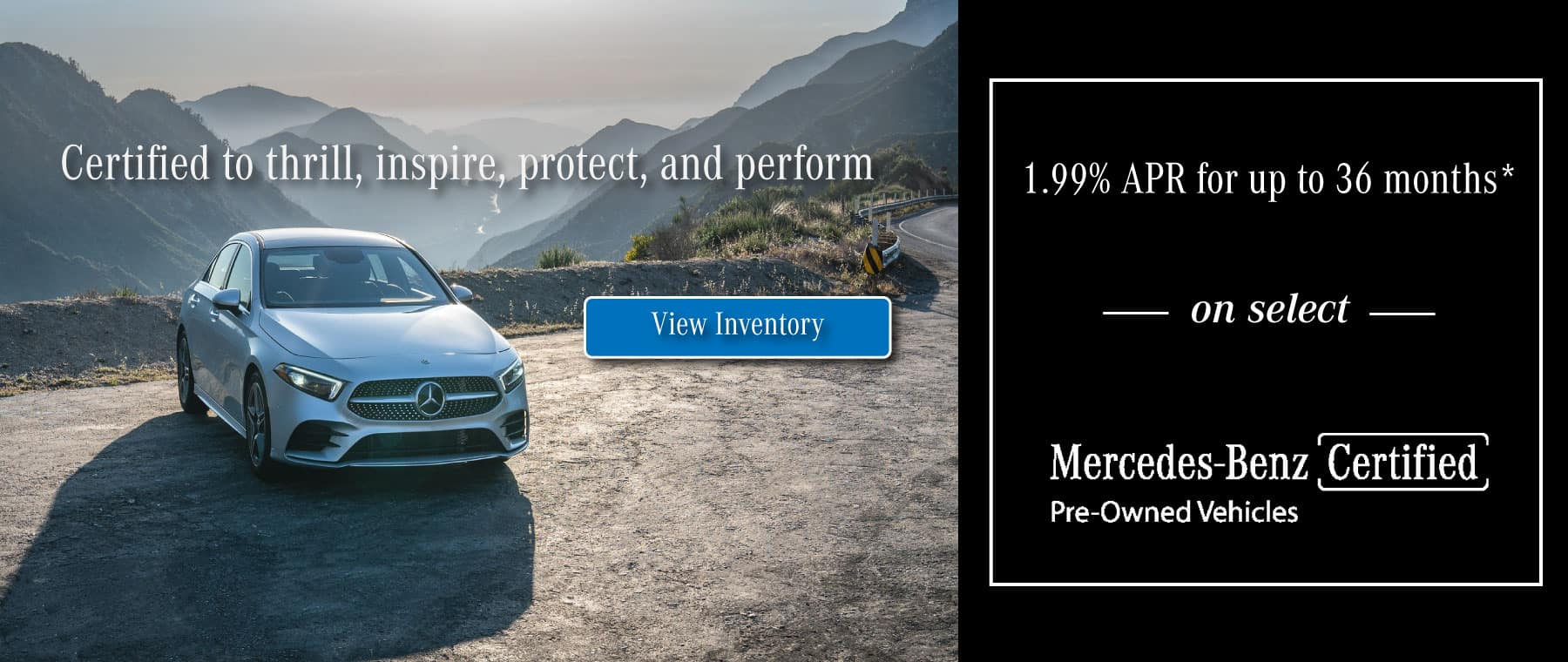Mercedes-Benz of North Scottsdale certified pre owned specials