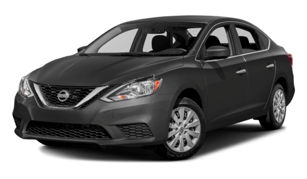 2017 Nissan Sentra white background