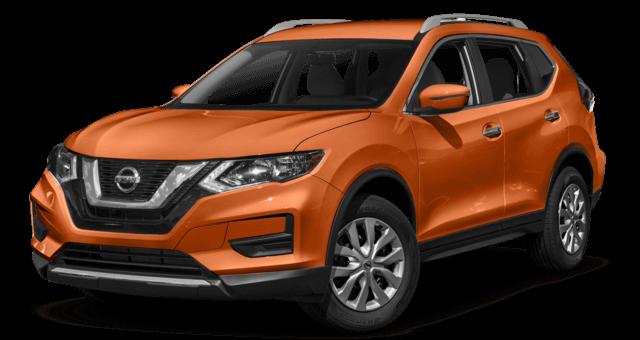 2017 Nissan Rogue comparison