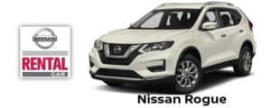 Nissan Rouge Rental Car