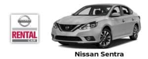 Nissan Sentra Rental Car