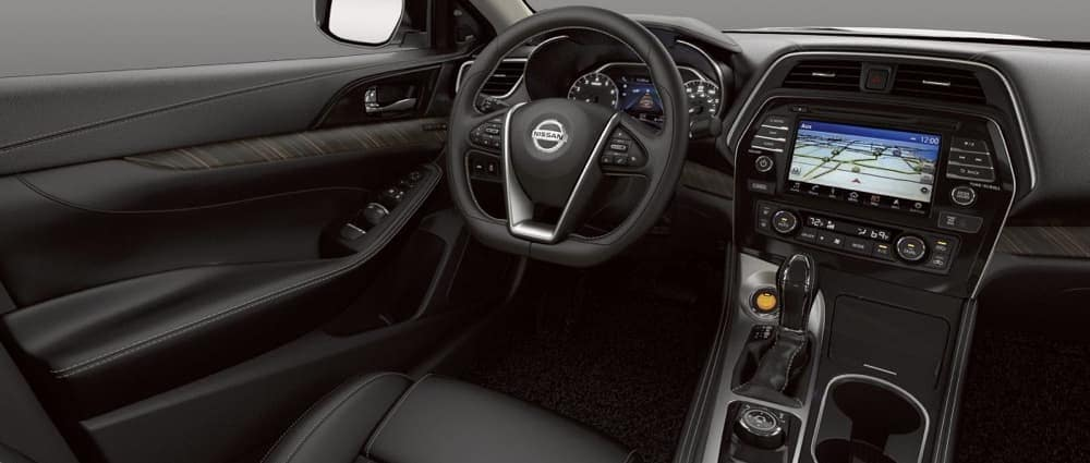 2018 Nissan Maxima Navigation technology feature