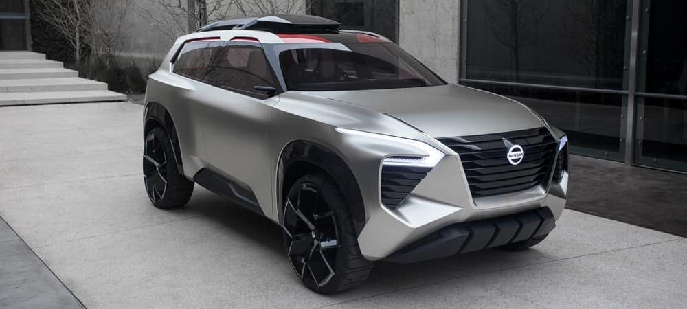 The Nissan Xmotion Concept