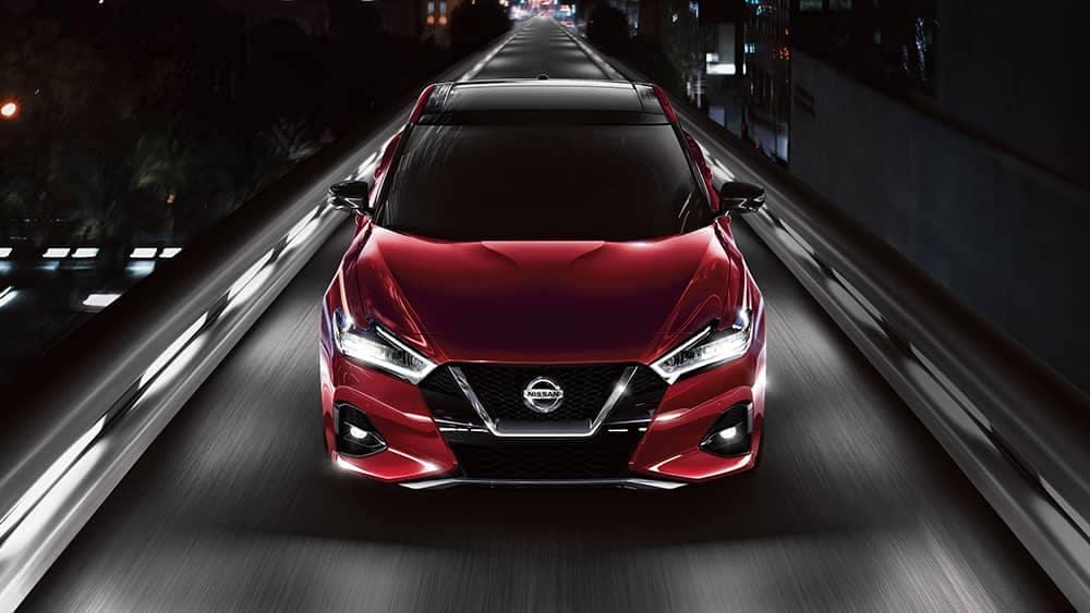 2020 Nissan Maxima Grill