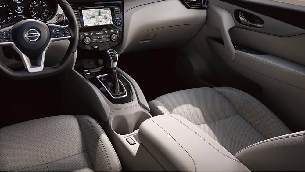 2020 Nissan Rogue Sport Seating
