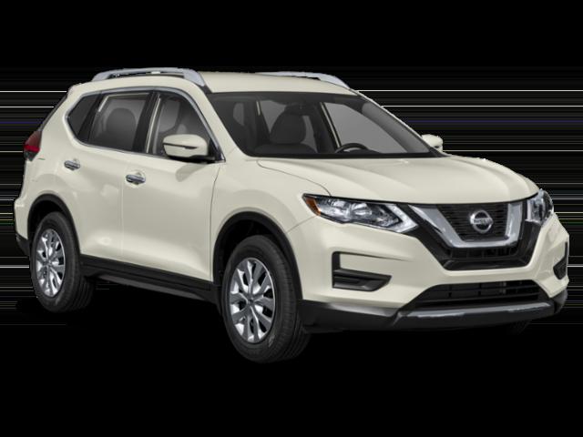 2019 Nissan Rogue Model
