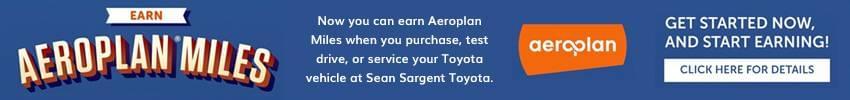 SeanSargentToyota AeroplanSlider