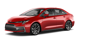 2020 Toyota Corolla at Sean Sargent Toyota