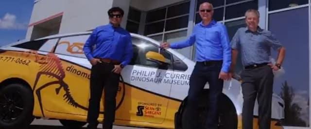 Philip J. Currie Dinosaur Museum