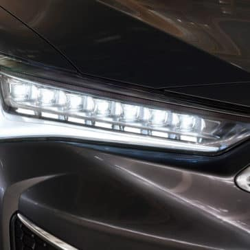 2019 Acura ILX LED Light