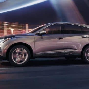 2019 Acura RDX Driving