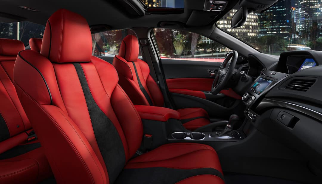 2019 Acura ILX Seating