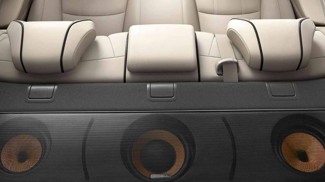 2019 Acura RLX Speakers