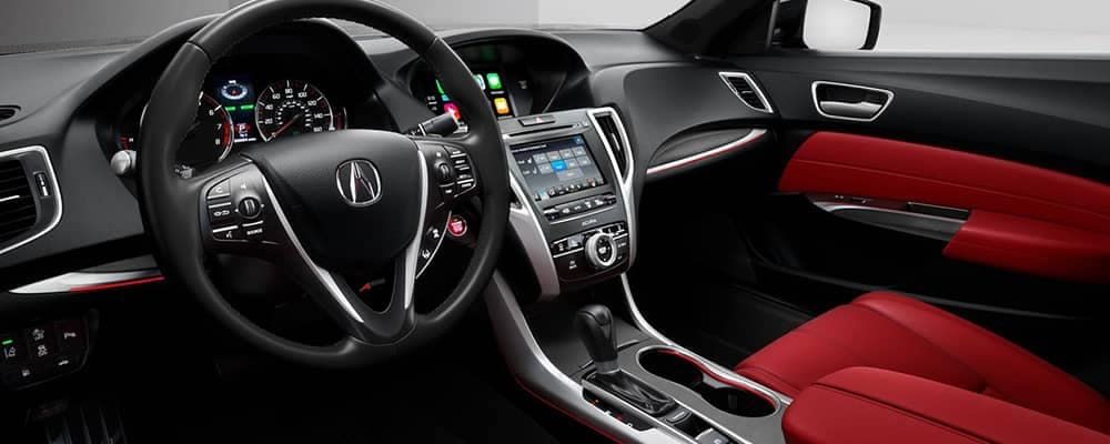 Acura Tlx Interior >> 2019 Acura Tlx Interior Tlx Interior Features Sterling Acura Of