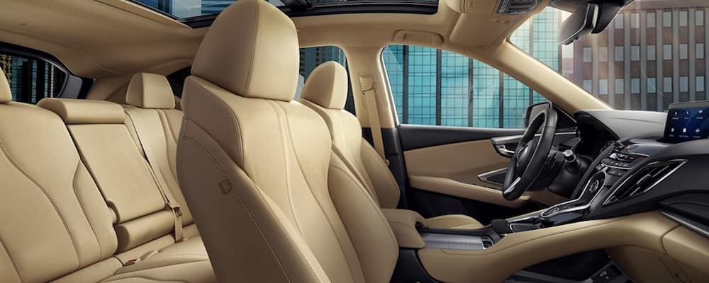 2019 Acura Rdx Interior Dimensions Features Sterling Acura Of