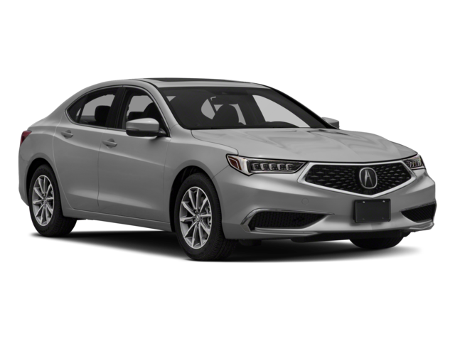 2018 tlx side view