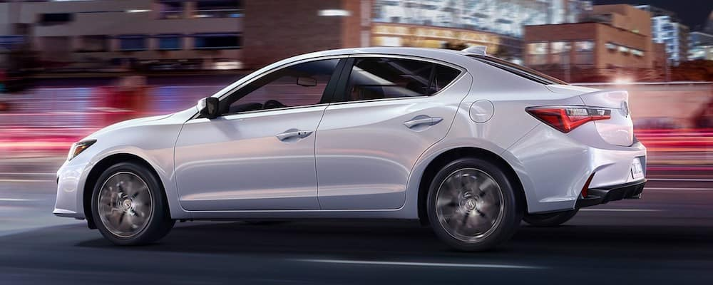2019 ilx driving in city