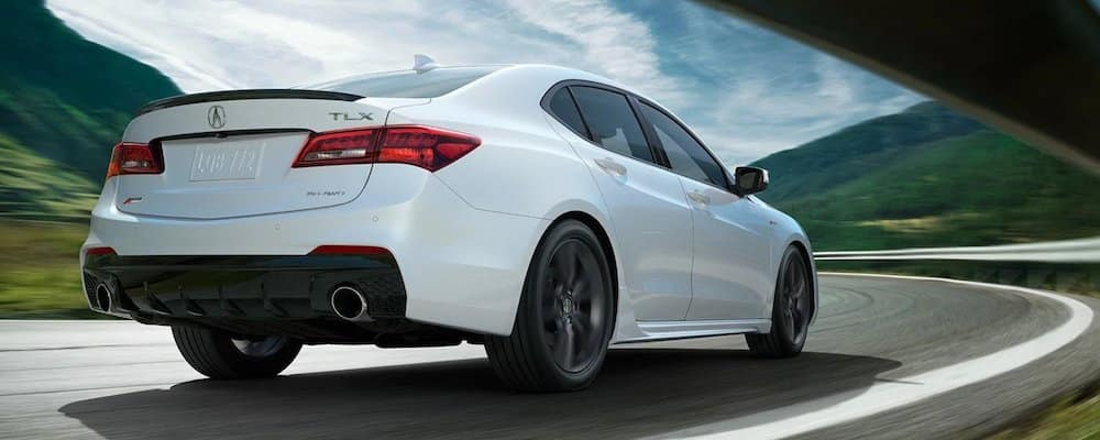 2019 tlx on highway
