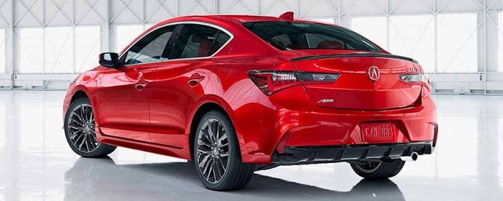 2019 ilx in showroom