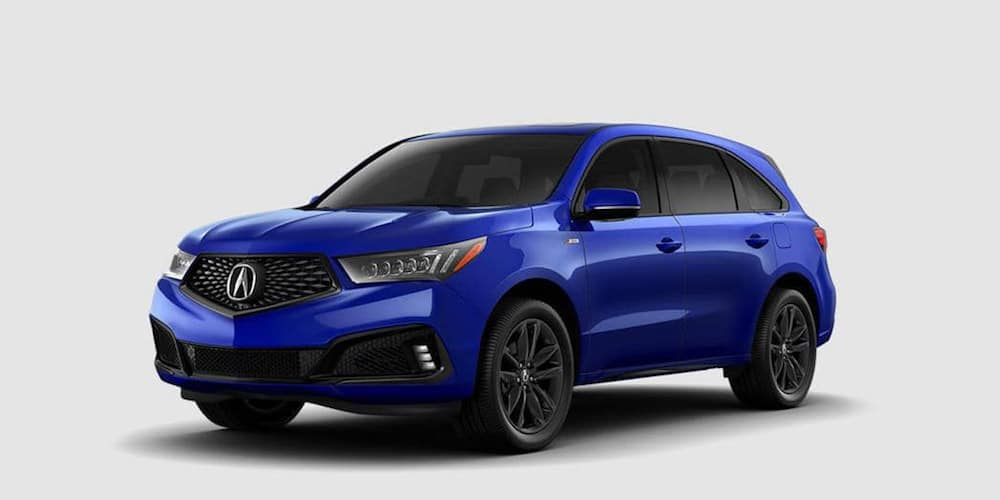 2019 mdx a spec package