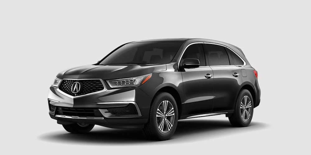 2019 mdx base package