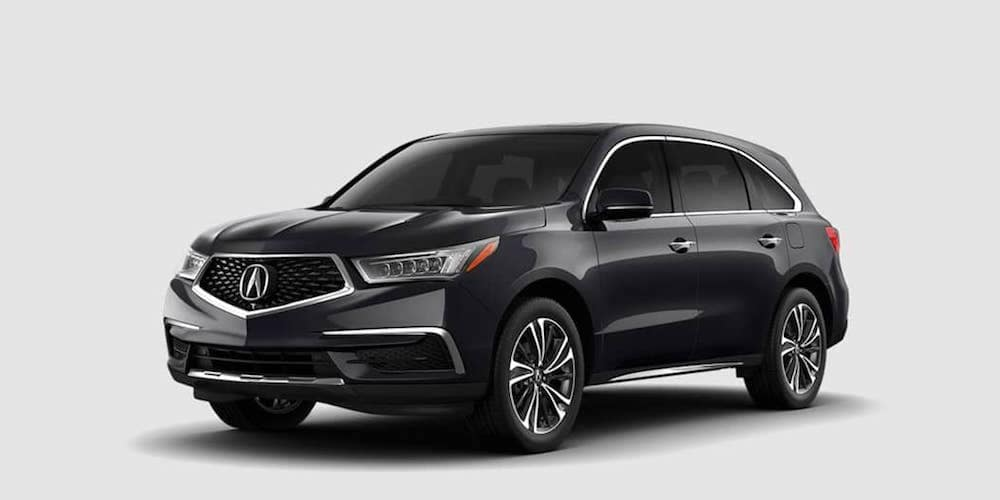 2019 mdx entertainment package