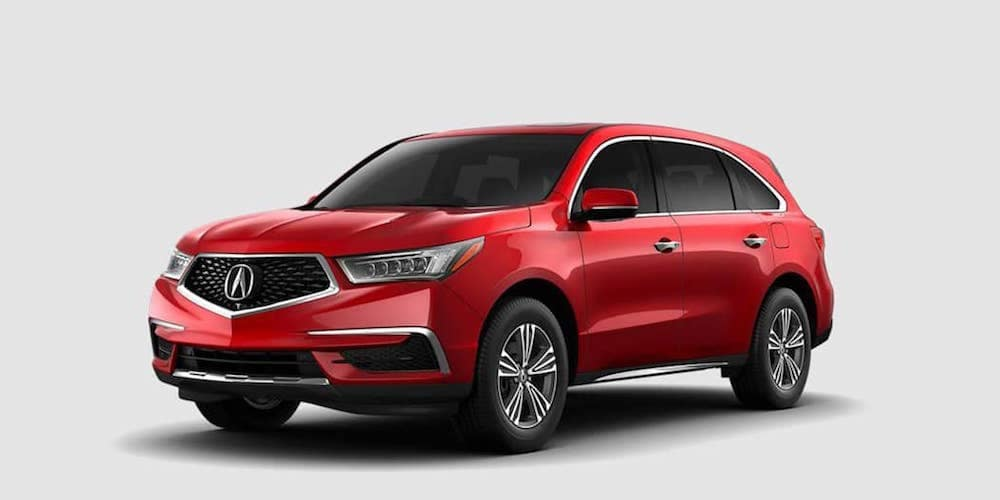 2019 mdx advance package