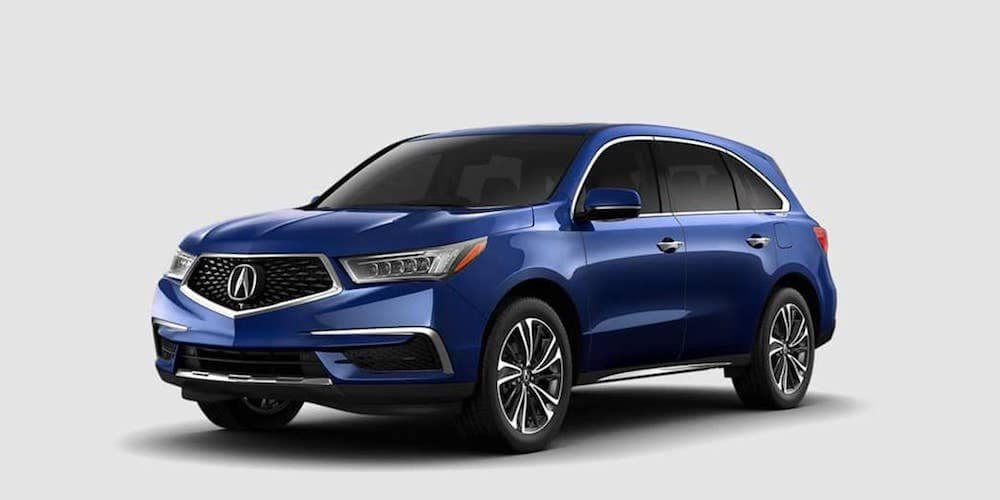 2019 mdx technology package