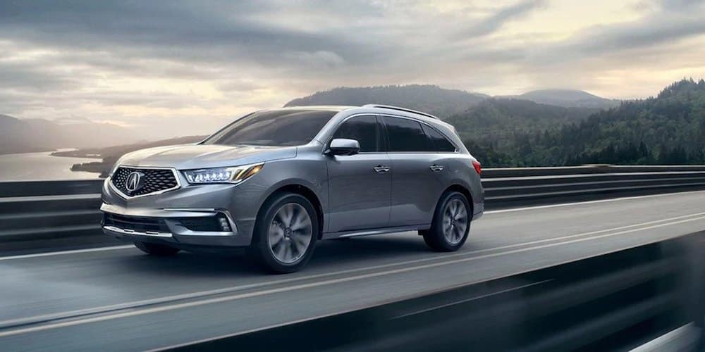 2019 advance package mdx on highway