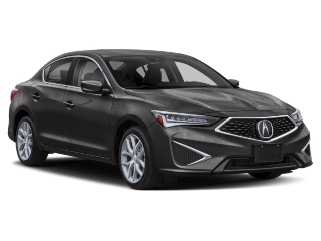Black 2019 Acura ILX