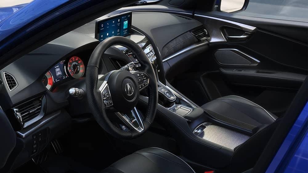 2020 Acura RDX Dash