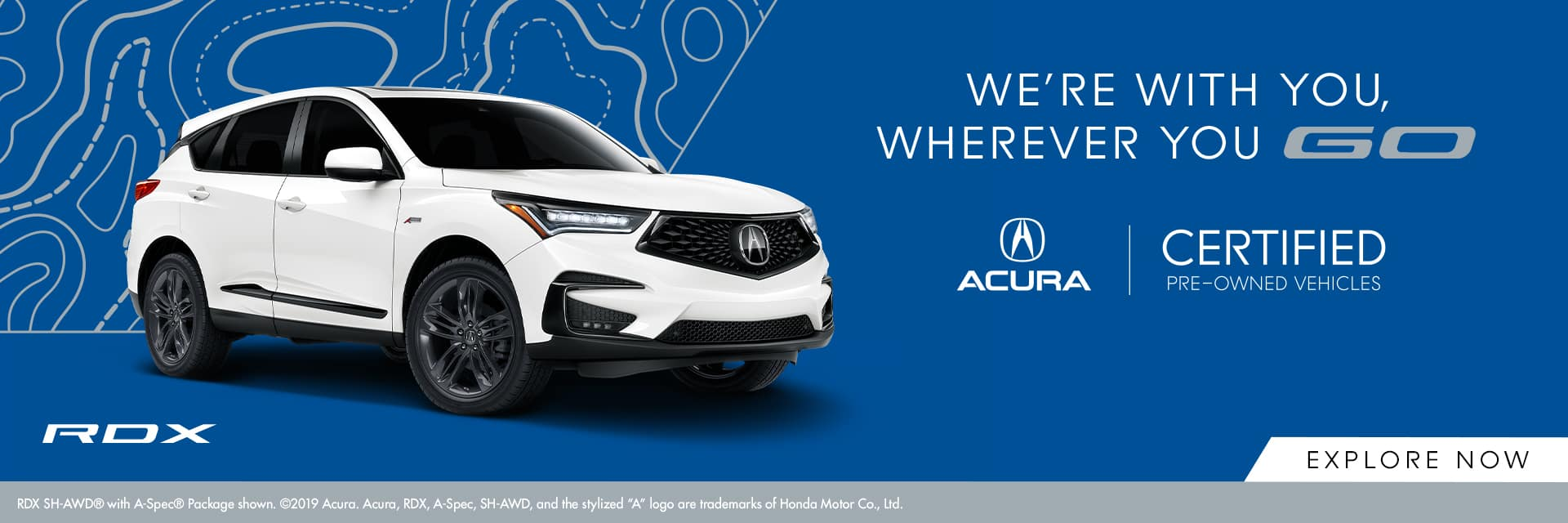 Acura Certified Pre-Owned Sales Event