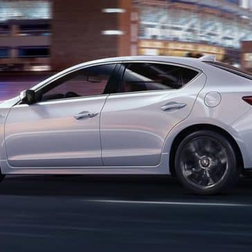 2020 Acura ILX Side View