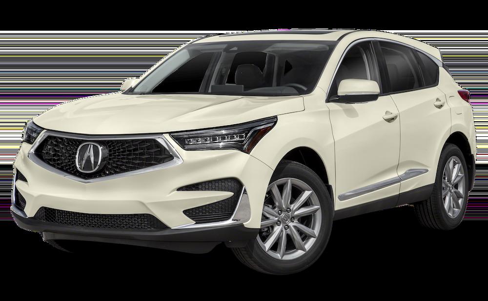 White 2020 Acura RDX