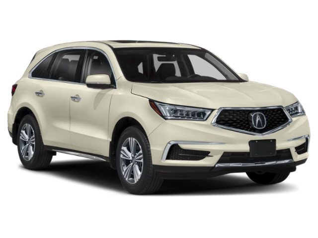 Off White 2020 Acura MDX