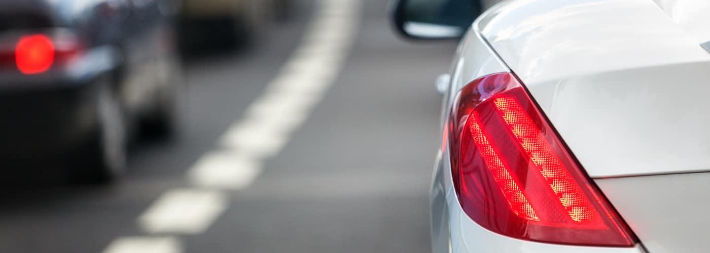 Vehicle Brake Lights