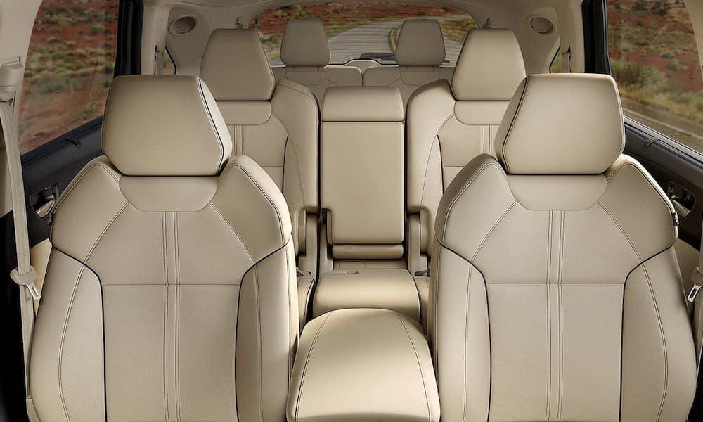2020 Acura MDX Full Interior View