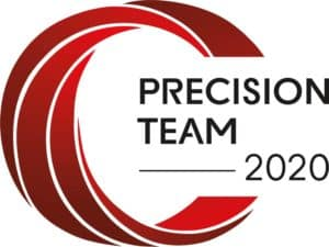 2020 Acura Precision Team Award Logo