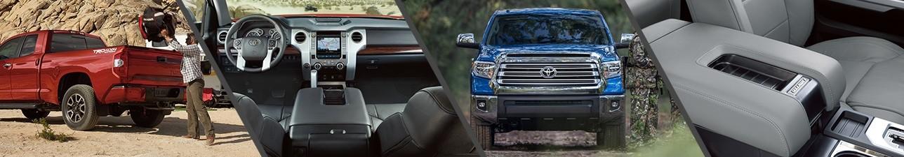 New 2018 Toyota Tundra for sale in Amarillo TX