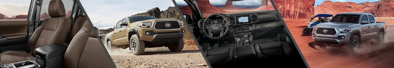 New 2018 Toyota Tacoma for sale in Amarillo TX