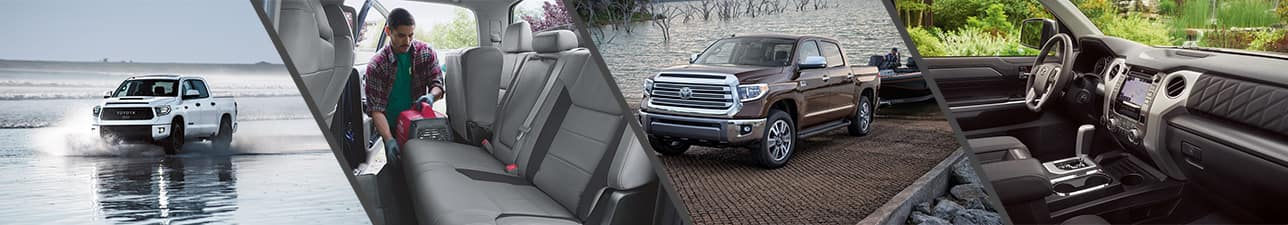 New 2019 Toyota Tundra for sale in Amarillo TX
