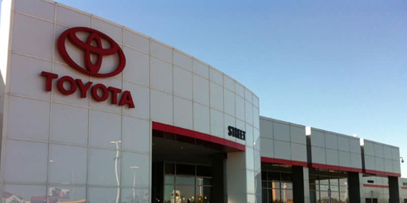 Toyota Vehicles for Sale Near Lubbock